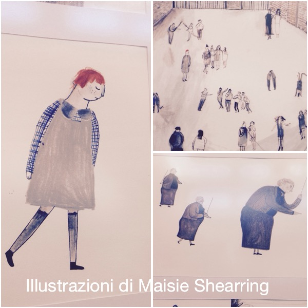 ILLUSTRAZIONI DI MAISE SHEARRING