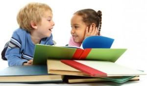 social book day - bambini e libri