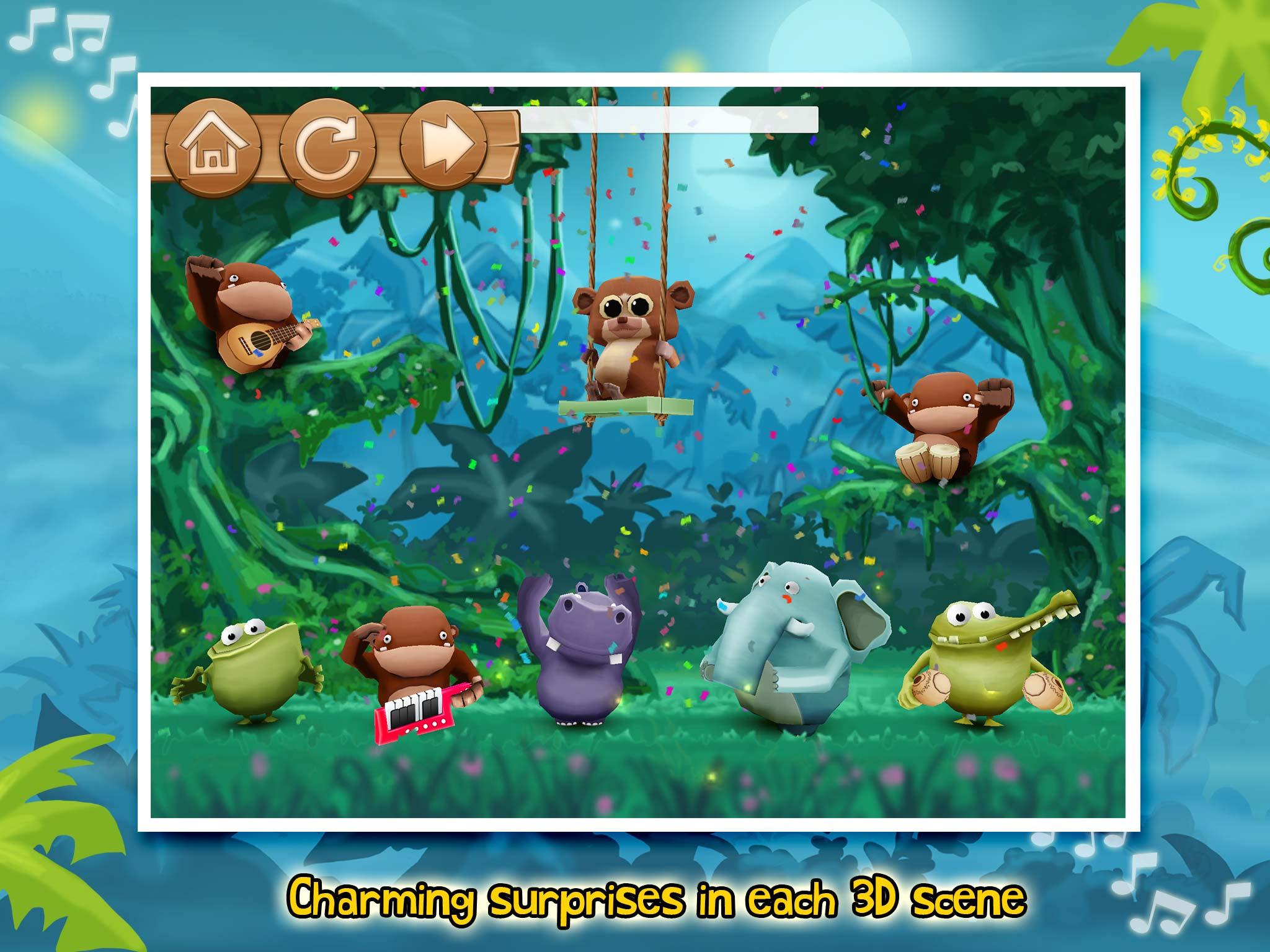 app musicali Animal Band
