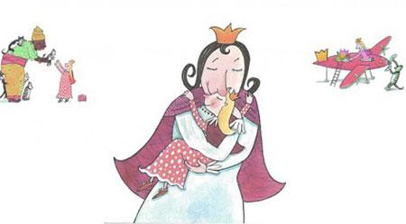 libri-con-i-baci-la-regina-dei-baci-