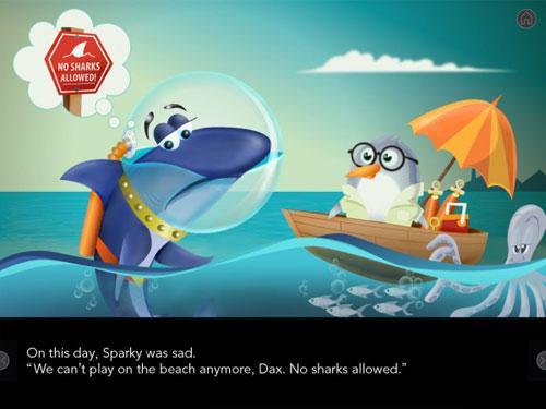 libri-interattivi-per-bambini-Sparky-the-Shark