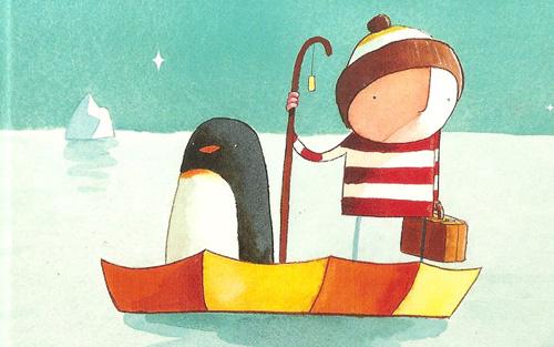 chi-trova-un-pinguino