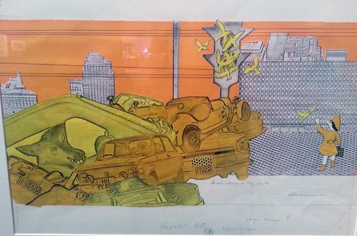 mostra-i-nostri-anni-70-cappuccetto-giallo