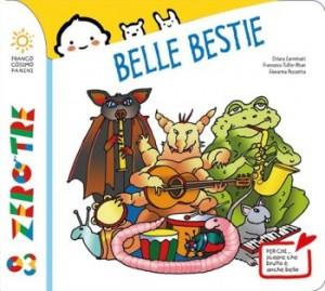 Libri per bambini con animali - Belle bestie