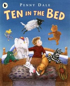 Leggere in inglese Ten in the bed-cover