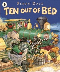 Leggere in inglese Ten out of bed-cover