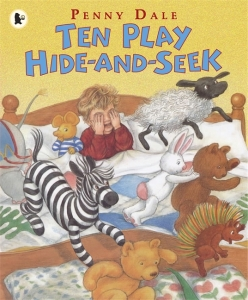 Leggere in inglese Ten play hide and seek-cover