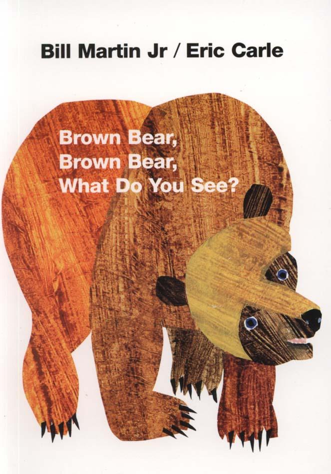 leggere ai bambini in inglese_BrownBear
