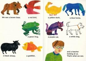 leggere ai bambini in inglese