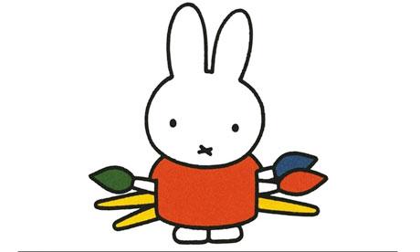 i personaggi più amati dai bambini_Miffy