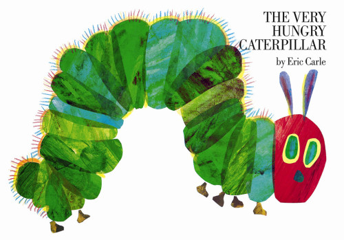 leggere ai bambini in inglese_The Very hungry caterpillar