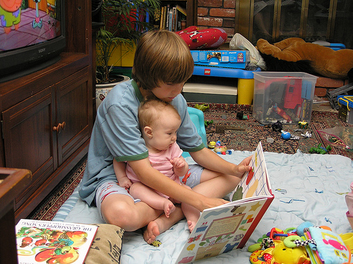 leggere ai bambini - fratelli