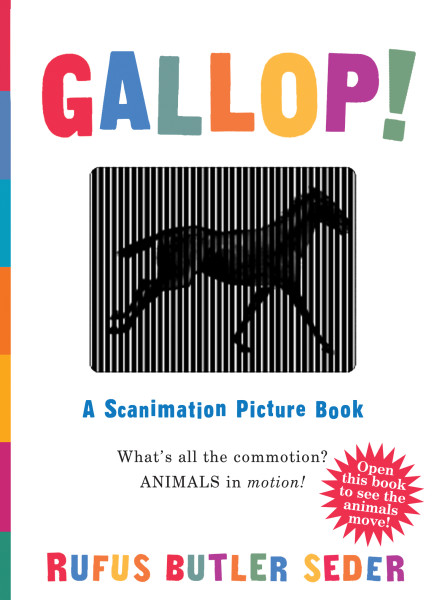 Libri in inglese-Gallop