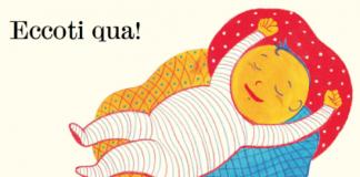 Libri sulla nascita-Eccoti qua