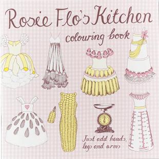 libri-per-disegnare e colorare-rosie-flos-kitchen