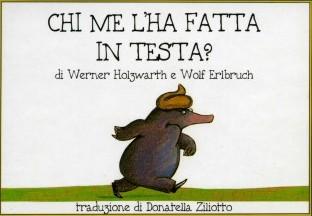 storie divertenti per ridere -copertina del libro Chi me l'ha fatta in testa