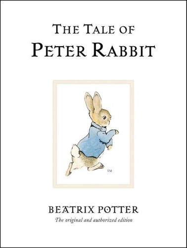 PeterRabbit-cover-classici in inglese