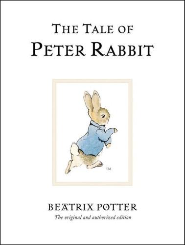 PeterRabbit-cover-classici in inglese