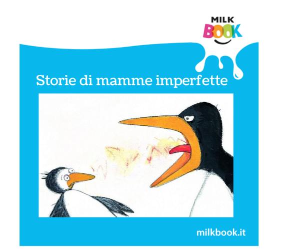 copertina di storie di mamme imperfette