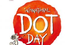 brevi storie per bambini si celebra l'nternational Dot Day