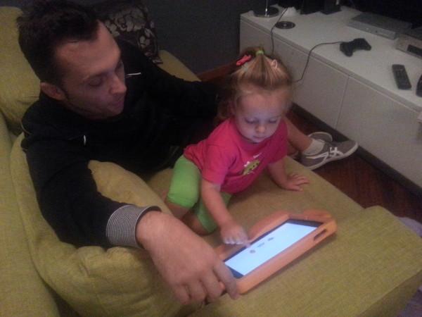 ilaria ama i giochi interattivi per bambini