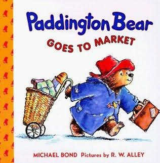 paddington-bear-to-market-classici in inglese