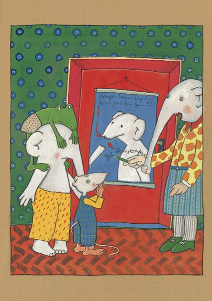 storie per bambini -dita nel naso-elefantino