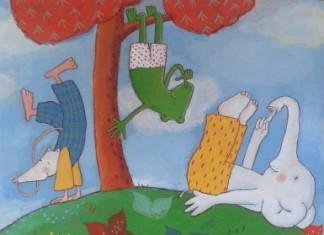 storie per bambini irriverenti-le dita nel naso-scena finale