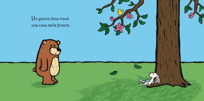 Popolare Due storie per bambini tenere sugli orsi VC59