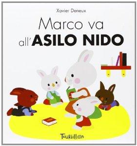 fra le storie per bambini sulla scuola c'è quella del coniglietto Marco