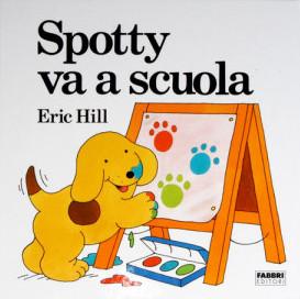 fra le storie per bambini sulla scuola c'è quella del cagnolino spotty