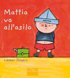 fra le storie per bambini sulla scuola c'è quella di Mattia