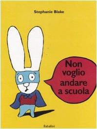 fra le storie per bambini sulla scuola c'è simone il coniglio