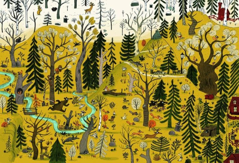storie per bambini con orsi di Benjamin Chaud