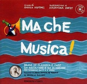 Libro cd Ma che musica!