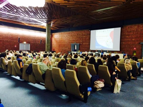 Roma, Convegno  15 anni Nati per Leggere