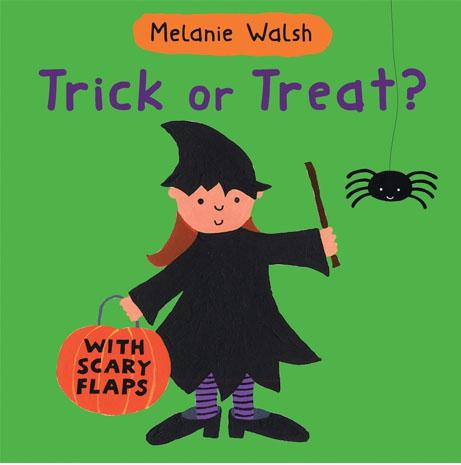 Un libro che racconta il tipico scherzetto della Festa di Halloween