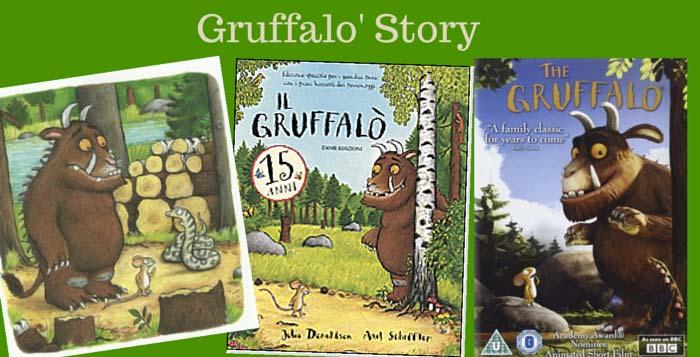 La storia del Gruffalo