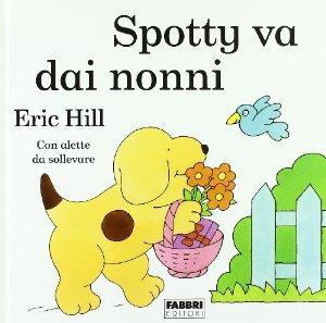 Copertina di Spotty va dai nonni