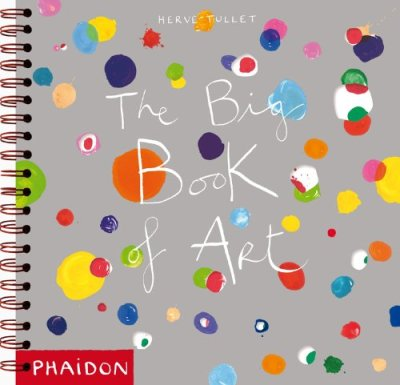 copertina del libro The Big Book of art