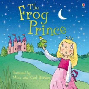 Copertina di The Frog Prince Usborne