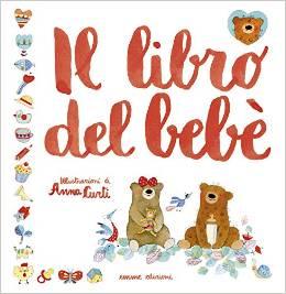 copertina del libro del bebe