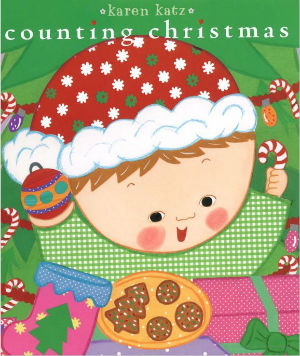 copertina di Counting Christmas