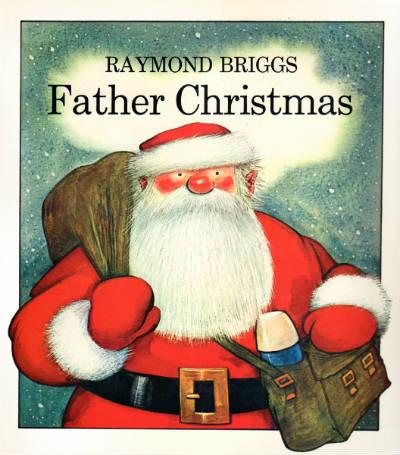 copertina di Father Christmas