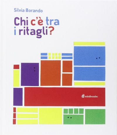 copertina del libro Chi c'è tra i ritagli