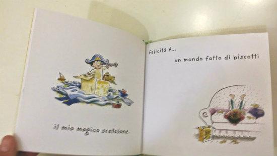 il bambino e il magico scatolone