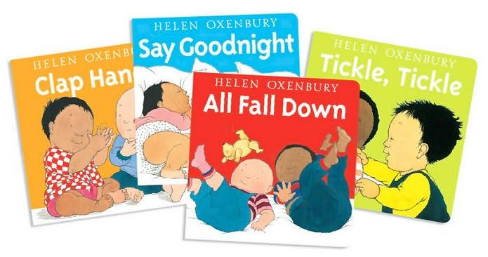 cartonati di Helen Oxenbury