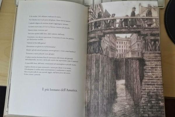 pagine interne de L'ultimo viaggio