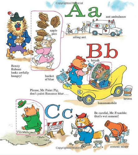 Abc di Richard Scarry