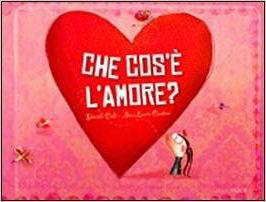 copertina di Che cos'è l'amore